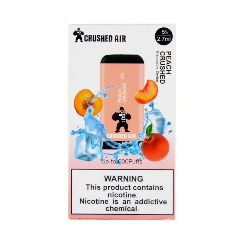 Crushed Air Disposable Vape - Disposables Vape