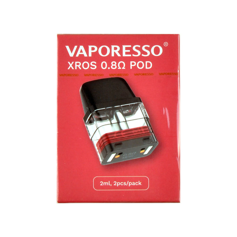 Vaporesso XROS Replacement Pods - Disposables Vape