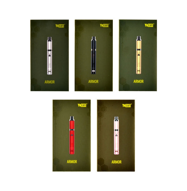 Yocan Armor Vaporizer Pen - Disposables Vape