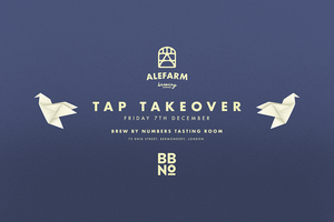 Tap takeover at Brew By Numbers Tasting Room