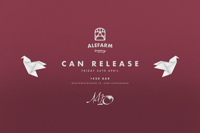 Can Release #2 at 1420 Bar