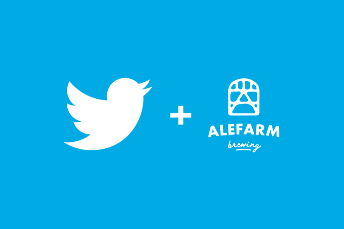 Alefarm Brewing on Twitter