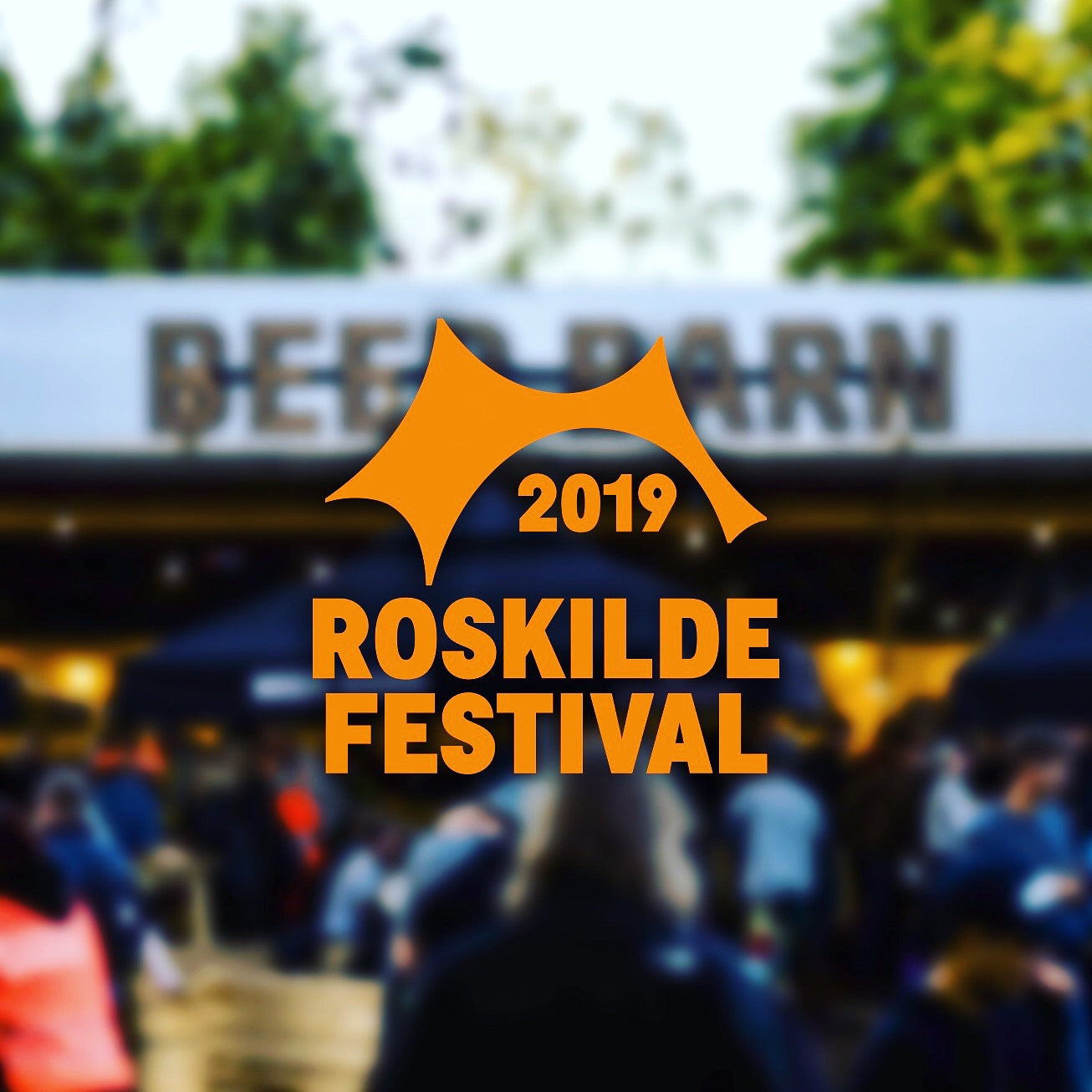 Alefarm Brewing at Roskilde Festival