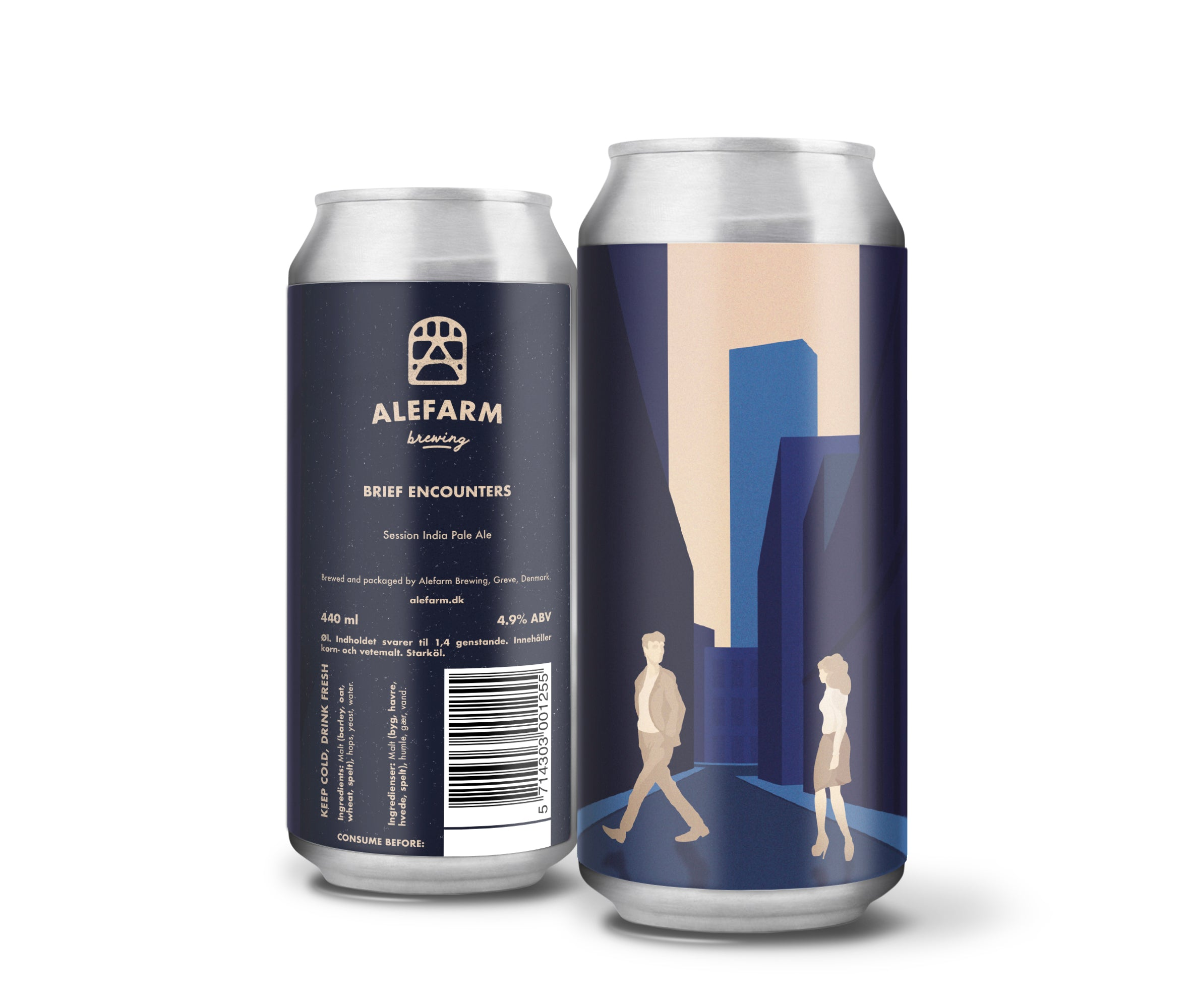 Brief Encounters (Session IPA)