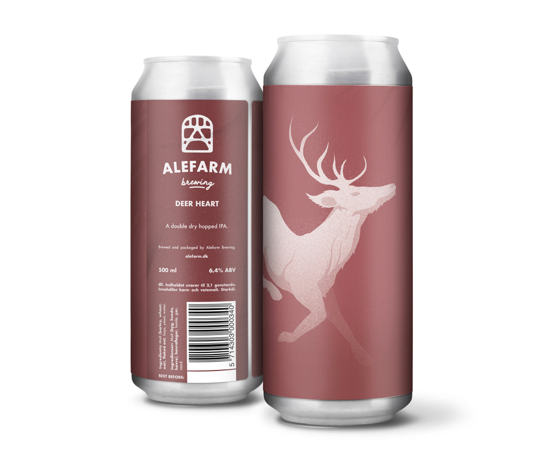 Deer Heart (DDH IPA)