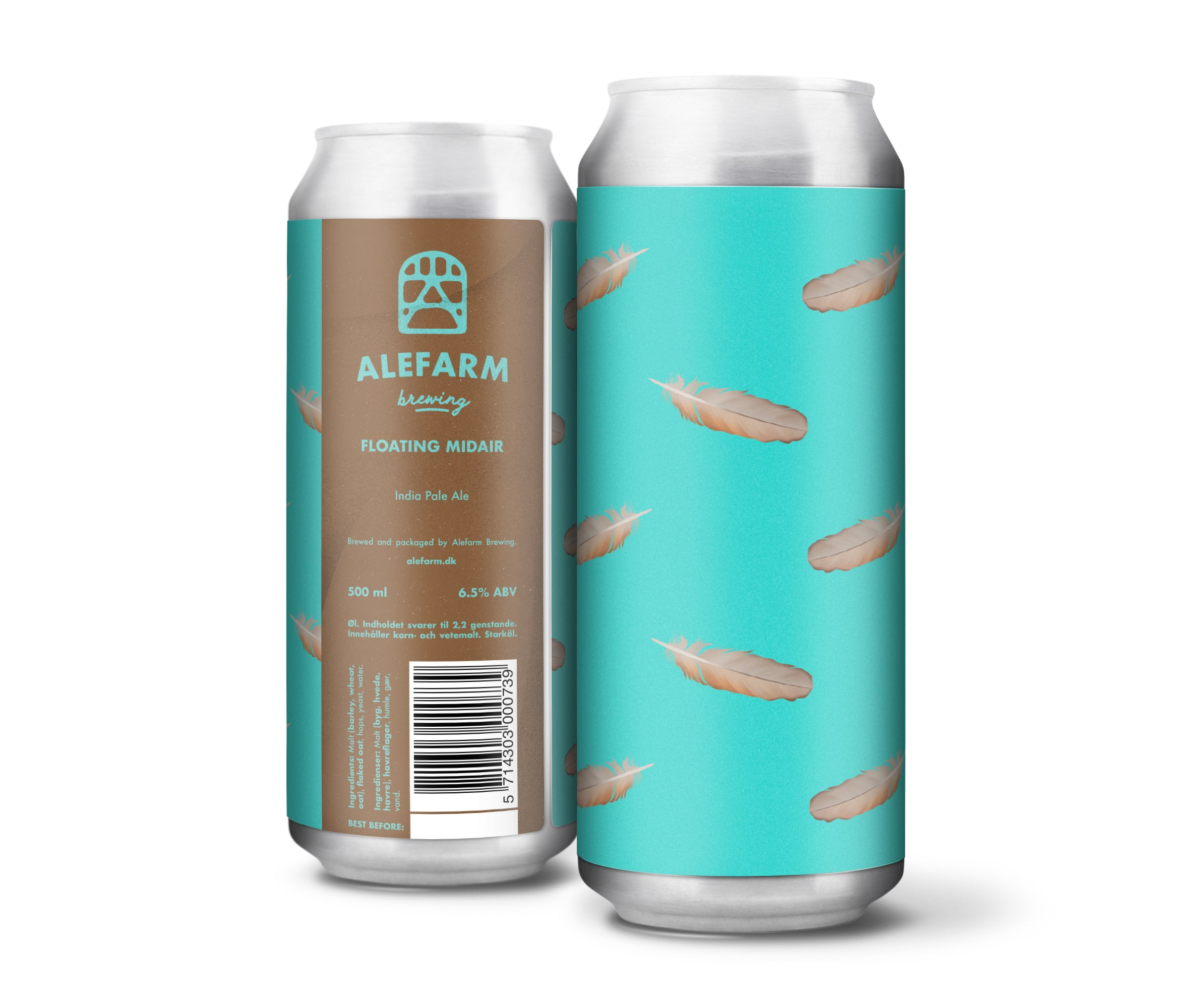 Floating Midair (IPA)