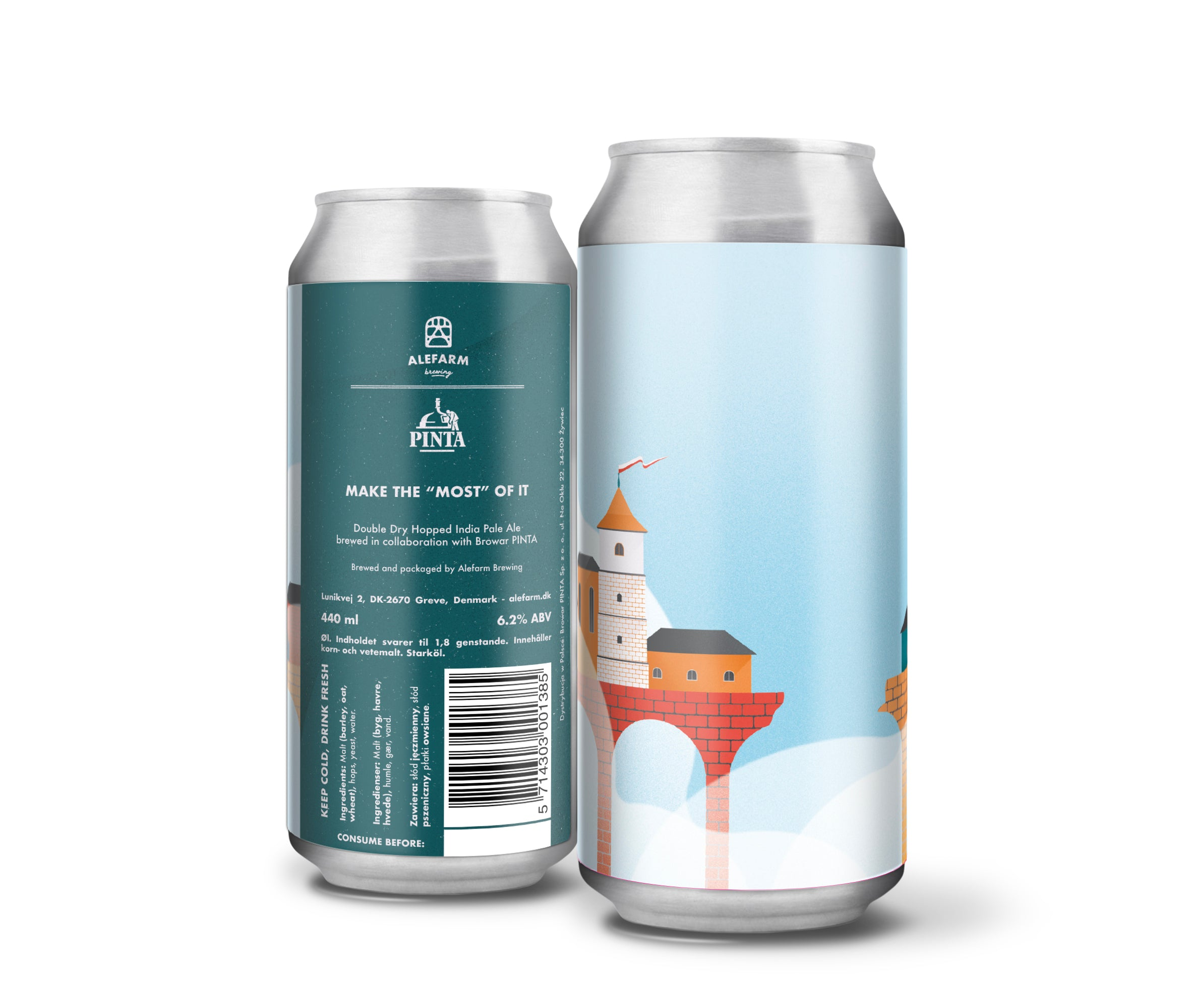 Make The Most Of It (DDH IPA)