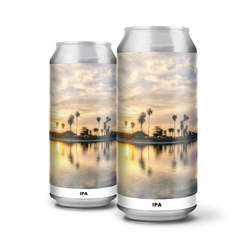 Mornings on Mission Bay (IPA)