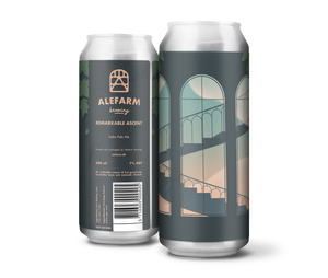 Remarkable Ascent (IPA)