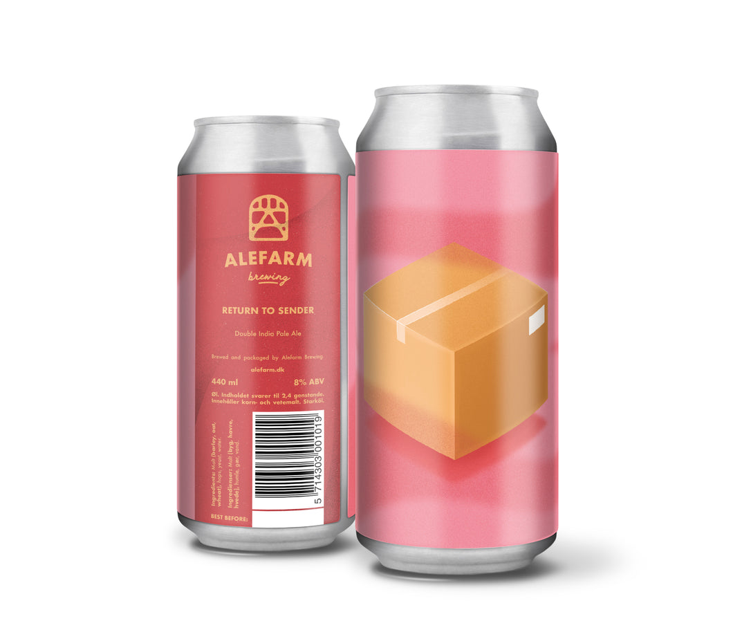 Return to Sender (DIPA)