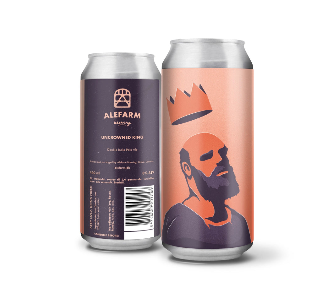 Uncrowned King (DIPA)