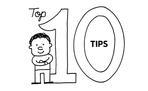 10 tips from a recent CMP grad!
