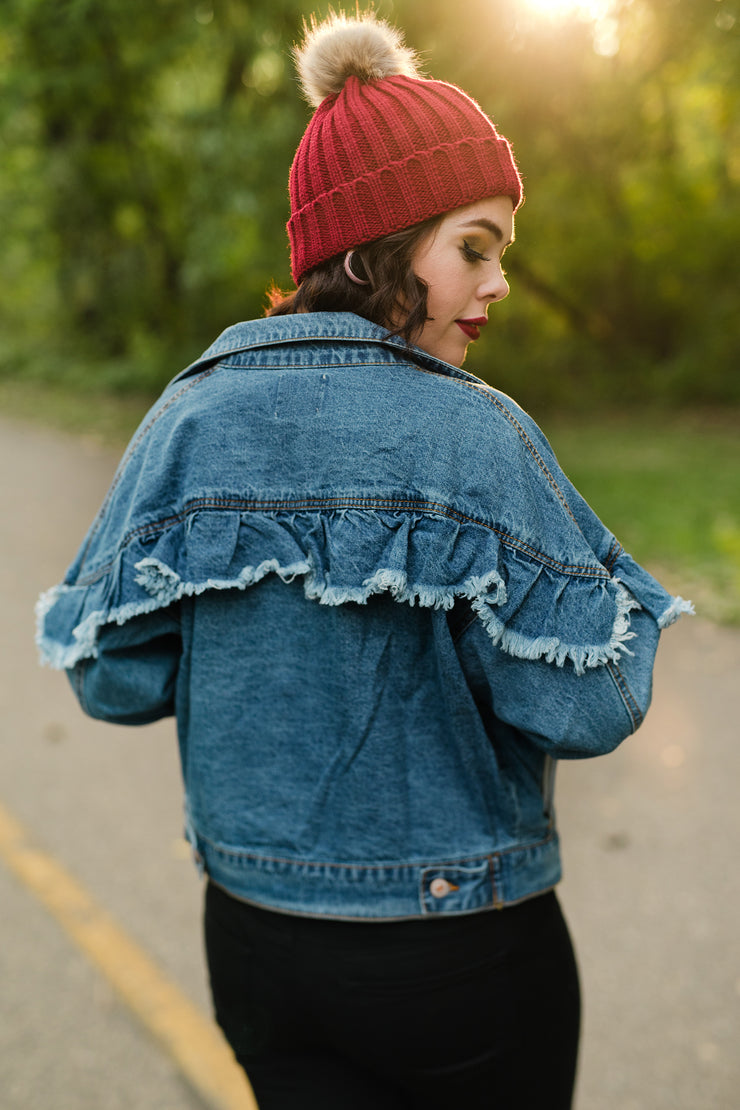 Rosie Denim Jacket