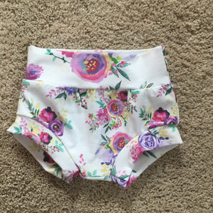18-24 Months Floral Bummies RTS