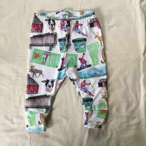 Vermont Joggers and Footie Joggers
