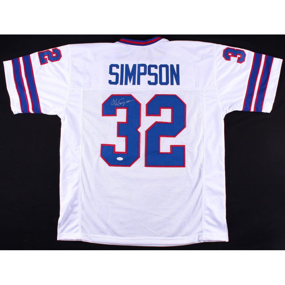 low priced 976bb 1a13e O J Simpson Signed