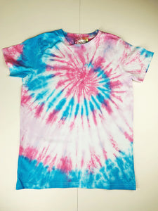 Y12 - Blue and Pink Mix T-shirt