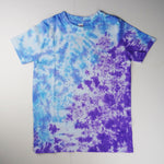 Y8 - Blue Violet and Purple T-shirt