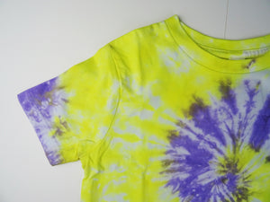 Y8 - Yellow and Purple T-shirt