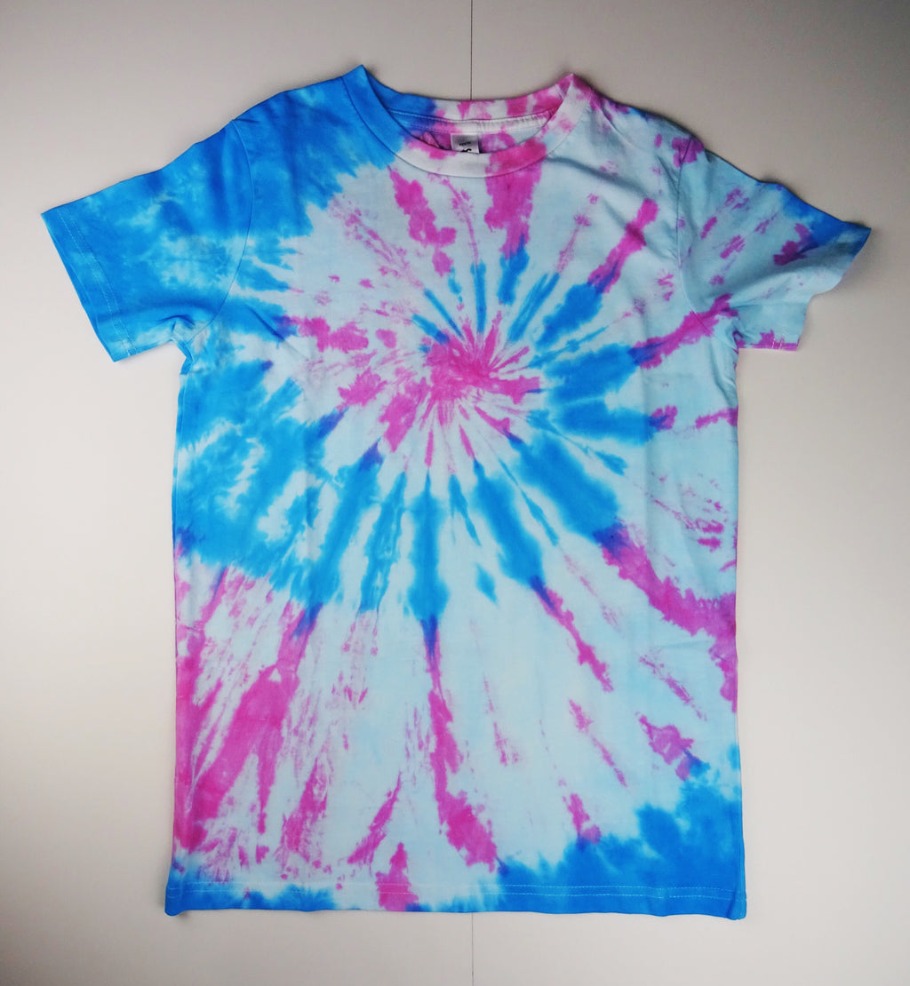 Y12 - Pink and Blue T-shirt