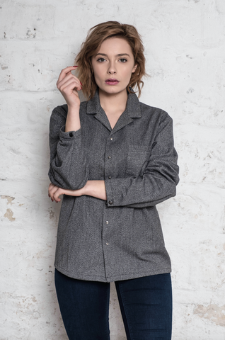Overshirt DOMINIQUE