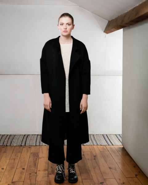 "Long coat ""ÅKE"""