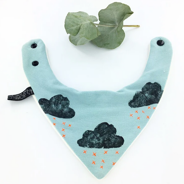 "MON BANDANA BASIC ""CLOUDS"""
