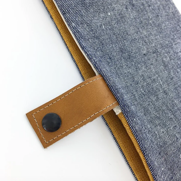 "PROTÈGE CARNET ""DENIM"" - BASIC COLLECTION"