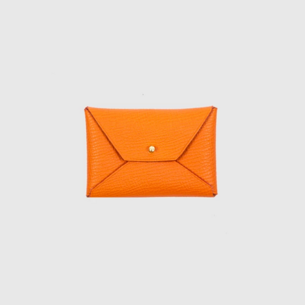 Porte-cartes mini Orange