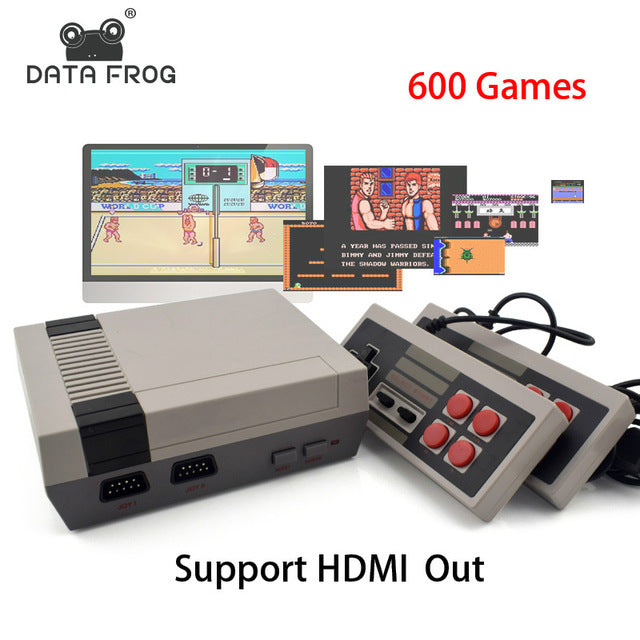 Nintendo (NES) Style Video Game Console