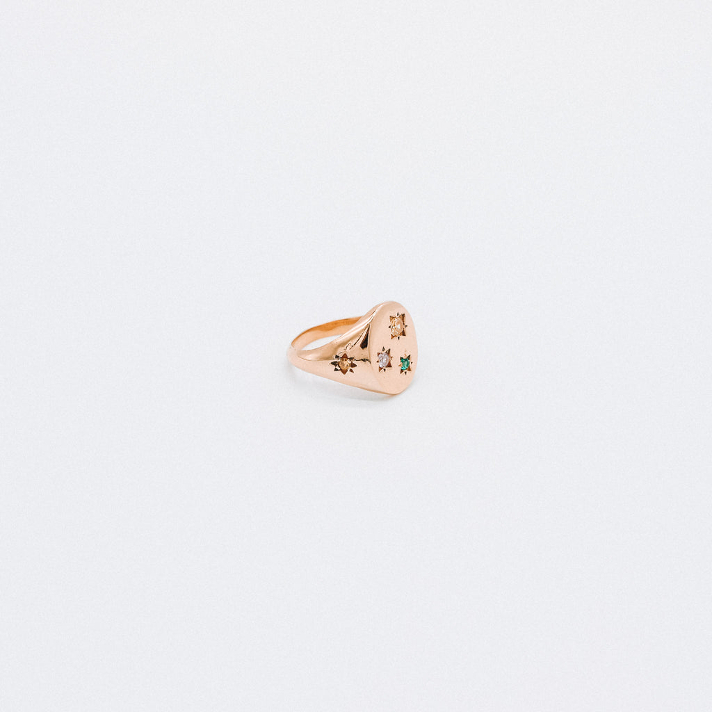 The Calvin ring