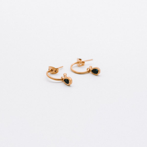Lillie drop earrings