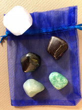 Good Luck Crystal Set - crystal energy & angelic healing