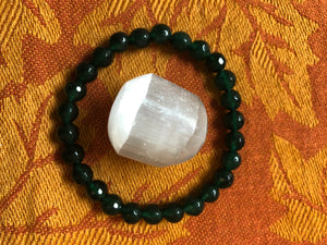 Jade & Selenite - crystal energy & angelic healing