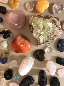 Special Offer 3 -NOT USED - crystal energy & angelic healing