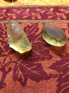 Natural Citrine - crystal energy & angelic healing