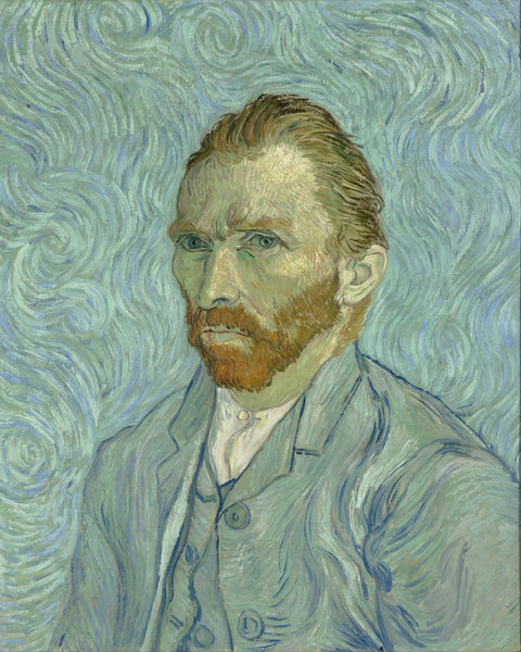 Self Portrait Vincent van Gogh - artwork for home