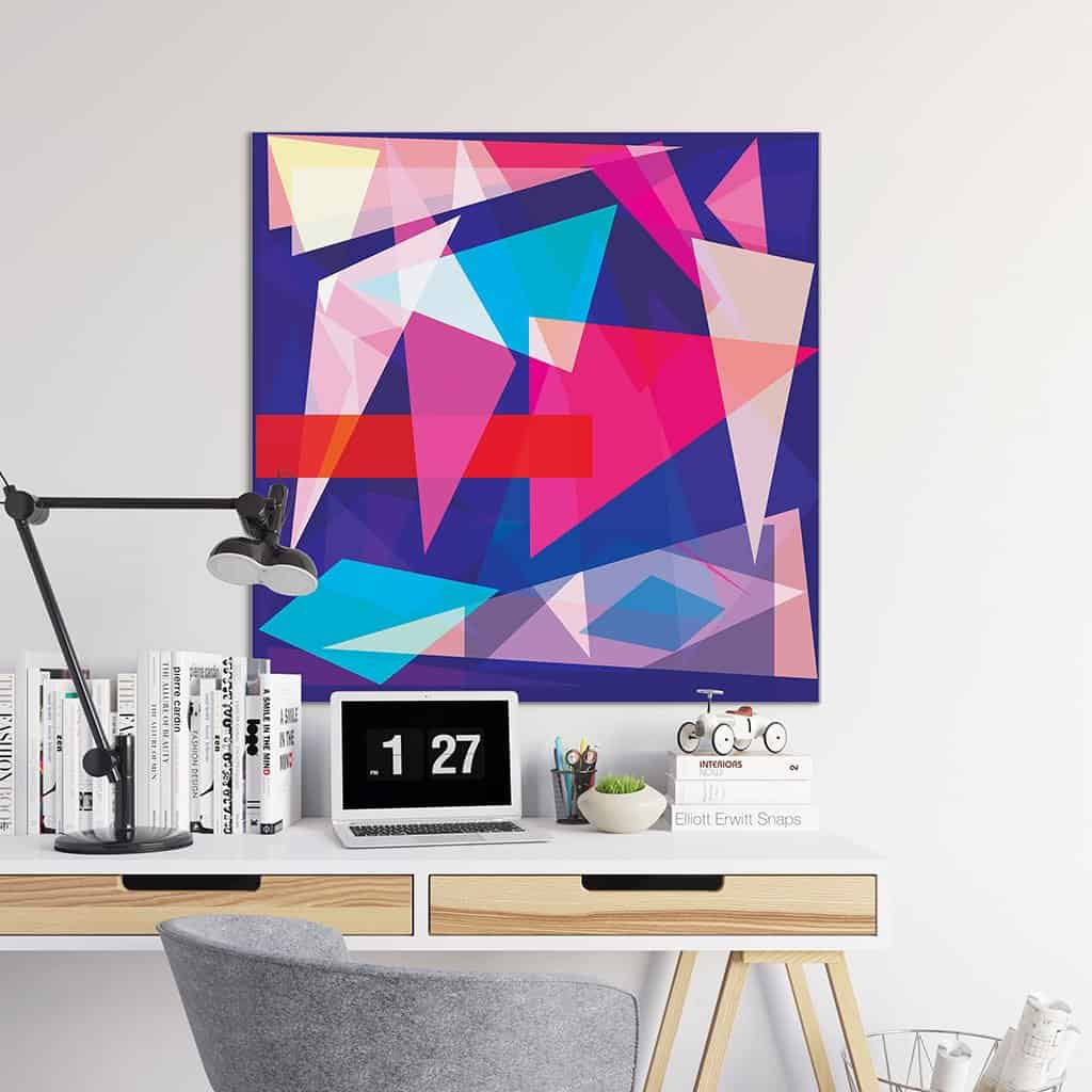 Abstract Geometric Overlay