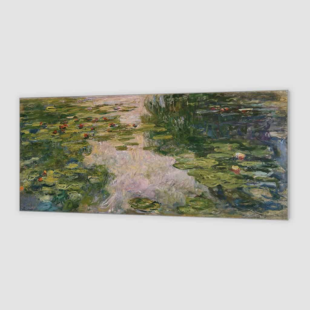 Water lelies (Claude Monet)