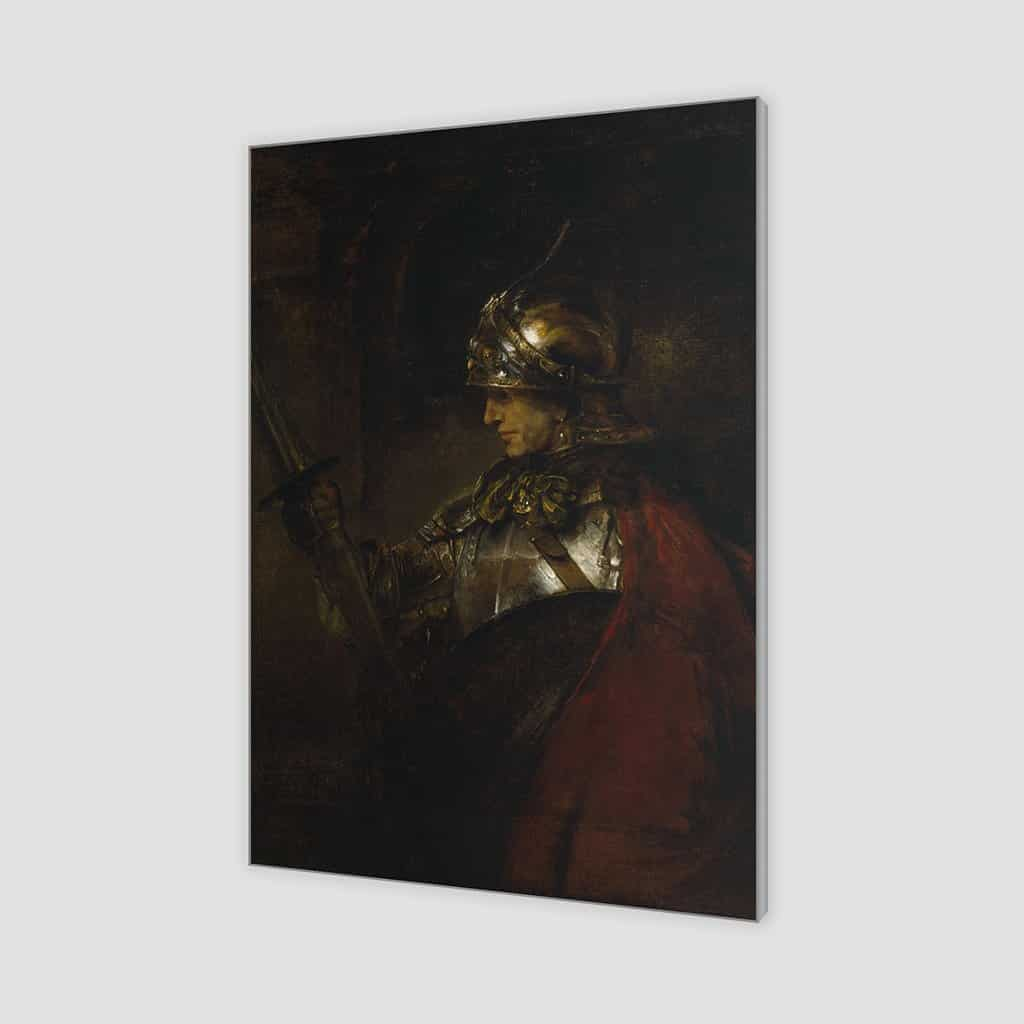 Man in harnas (Rembrandt)