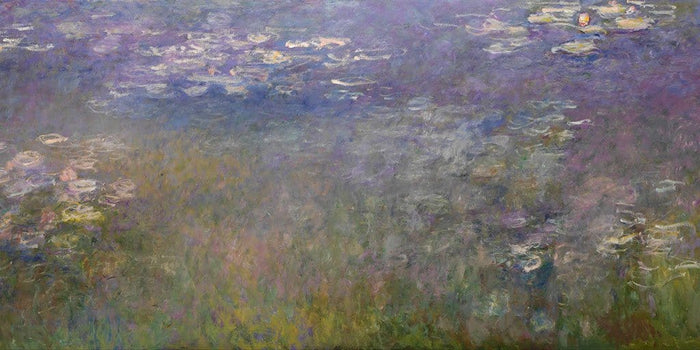 Waterlelies - Claude Monet