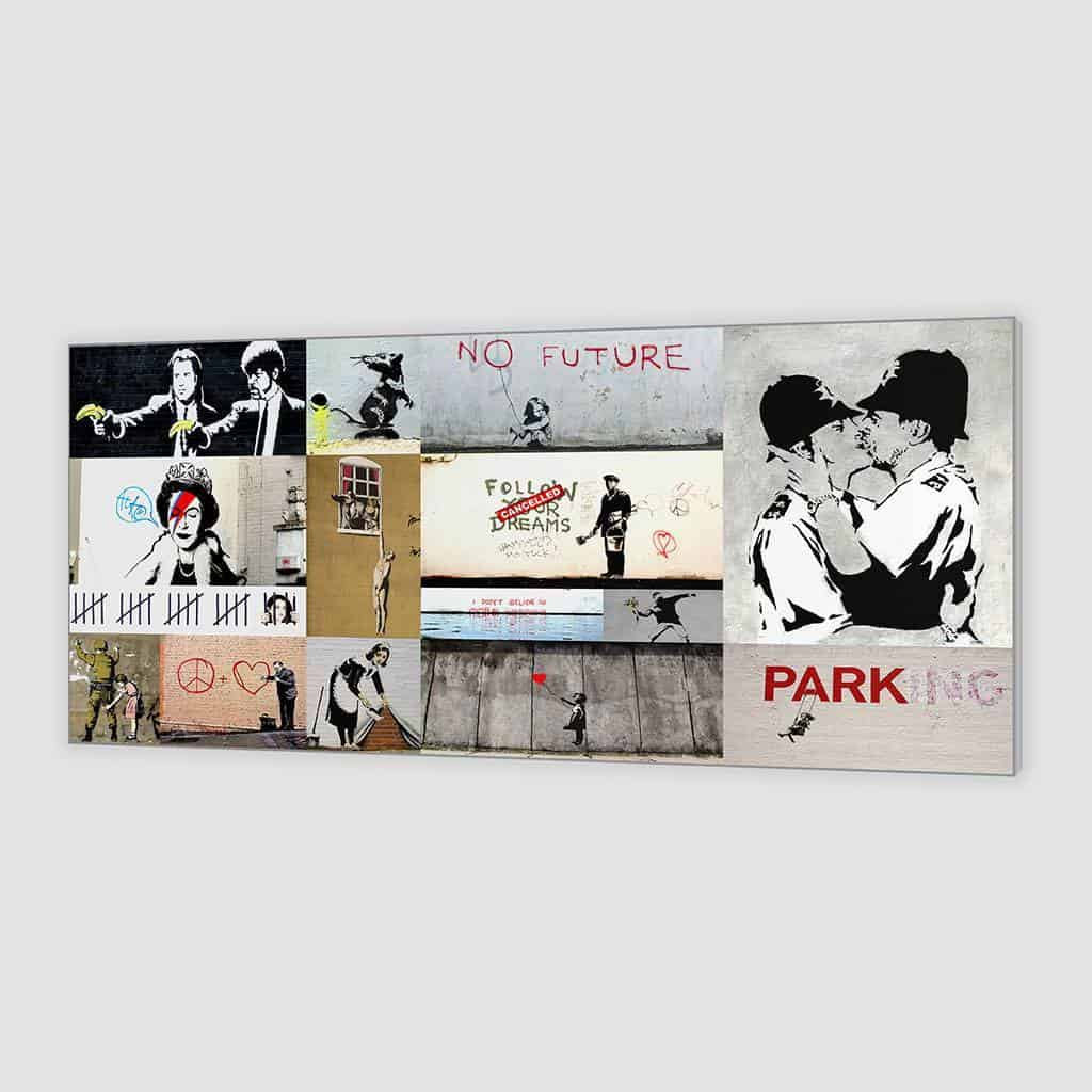 Banksy Art Collage II