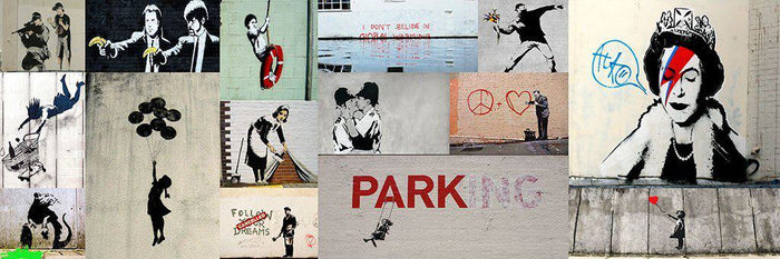 Banksy Art Collage III
