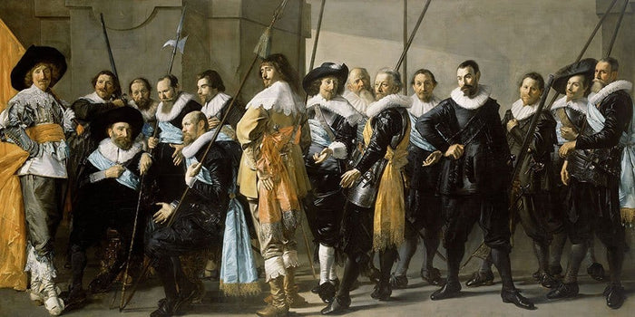 Magere Compagnie (Frans Hals)