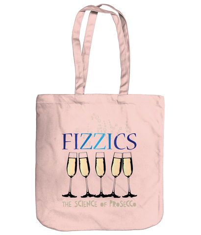 Fizzics Design Cotton Tote Bag