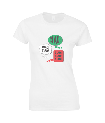 Ladies Ciao T-Shirt