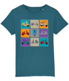 Kids T-Shirt Vespa Design