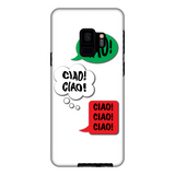 Ciao Ciao Ciao Fully Printed Tough Phone Case