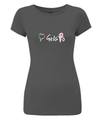 Women's Slim-Fit, Organic T-Shirt 'Love Gelato'