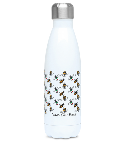 Save Our Bees Water Bottle